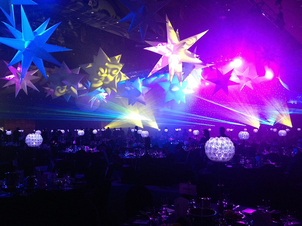 Planning a Gala Dinner Event?  Let us help you make it memorable for you and your guests!